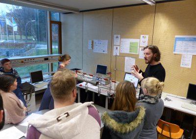 Hörakustik Unterrichtsraum