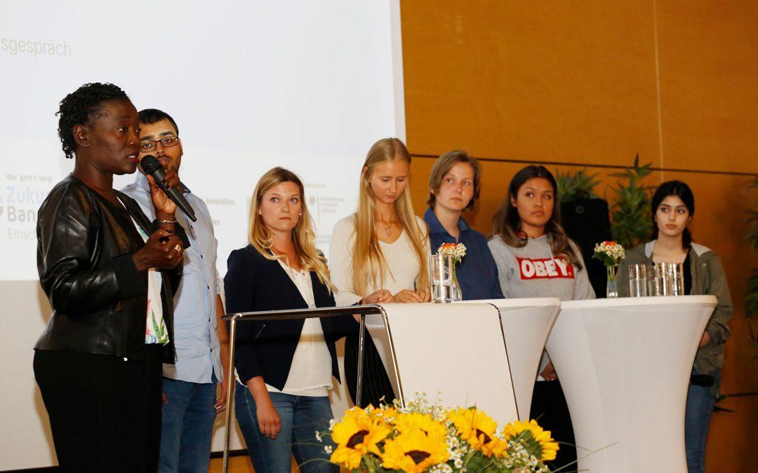 Gemeinsam lernen statt Fachkräftemangel: ZukunftsBande feiert erfolgreichen Projektlauf