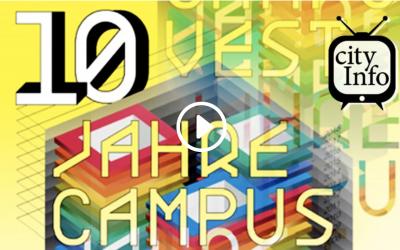 10 Jahre Bildung auf dem Campus