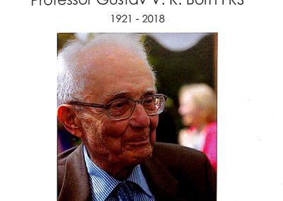 Memorial für Gustav Born