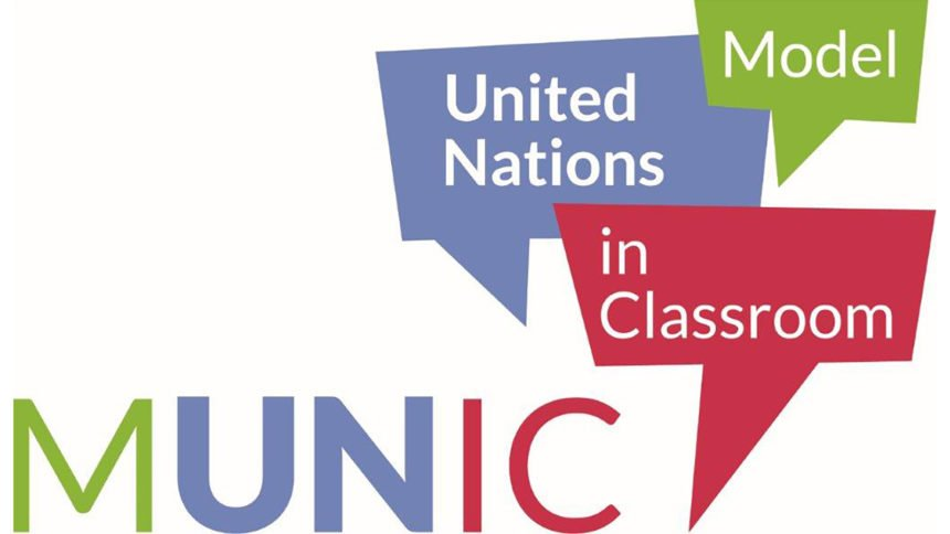 Model United Nations in Classroom 2018