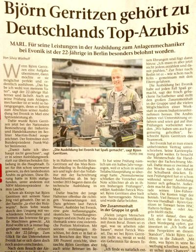 Stadtspiegel 12.12.2018
