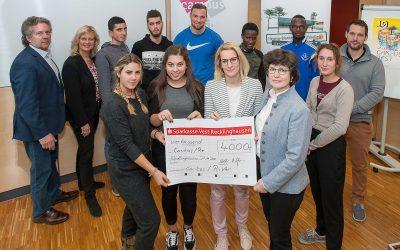 Spendenlauf erzielt 4.000€