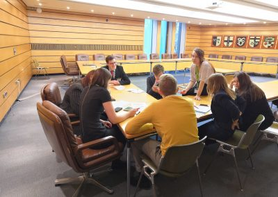 Model United Nations in Classroom 2018 - Informal Sessions
