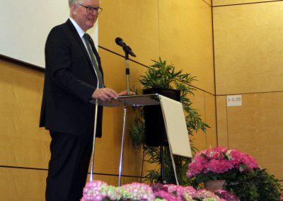 Ministerpräsident Armin Laschet und Landrat Cay Süberkrüb zum Vestischen Jahresempfang zu Gast im Max Born Berufskolleg.
