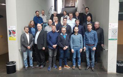 Bundesweite Gesellenprüfungsausschusssitzung für Orthopädietechnik