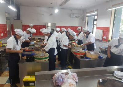 Fengtai Vocatinal School – Fachpraxis Köche