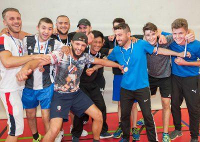 Sportfest am Max-Born-Berufskolleg. Völkerballturnier 3. Platz SHM1