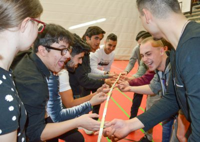Erasmus+ Projekt: Young generations facing Safety awareness without borders
