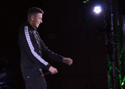 Born on Stage 2019: Dritter Platz Khalil Harrabi