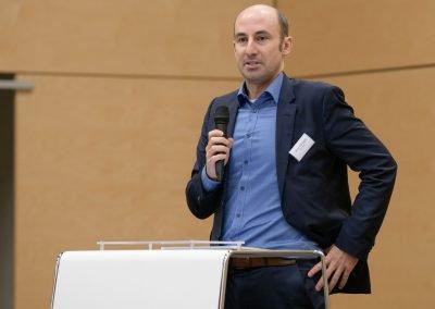 MBBK wird Botschafterschule am 17.01.2020: Oliver Hänsgen überreicht die Plakette