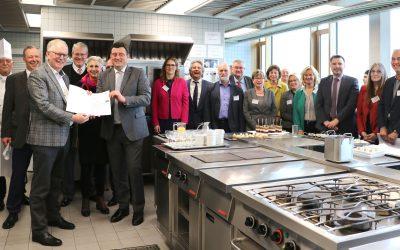 Land, Bund und EU fördern Berufskollegs im Kreis Recklinghausen mit 5,5 Millionen Euro