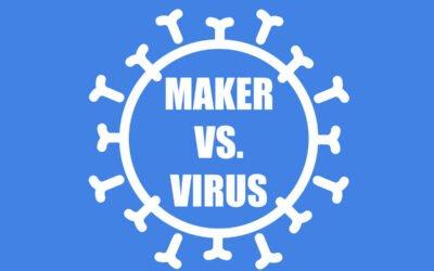 Max-Born-Berufskolleg unterstützt Herstellung von Gesichtsmasken