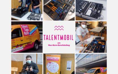 Das TalentMobil am MBBK