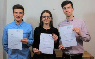 """""""Young Talents Tech Award"""" der Technischen Hochschule Georg Agricola"""