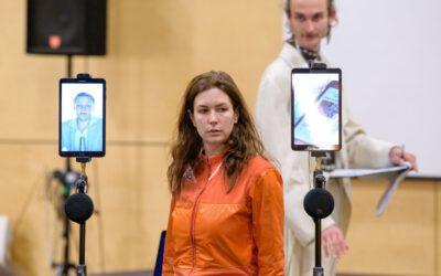 Zu Gast: Ruhrfestspiele Recklinghausen mit dem Deutschen Theater Berlin und dem Stück Corpus Delicti