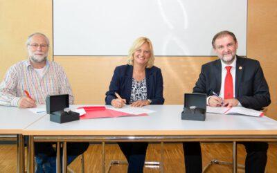 Kooperation mit der Deutschen Gesellschaft für Chronometrie